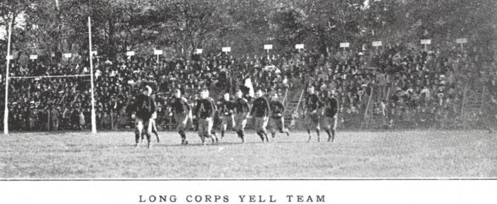 ArmyFB_1909_LongCorpsYellTeam