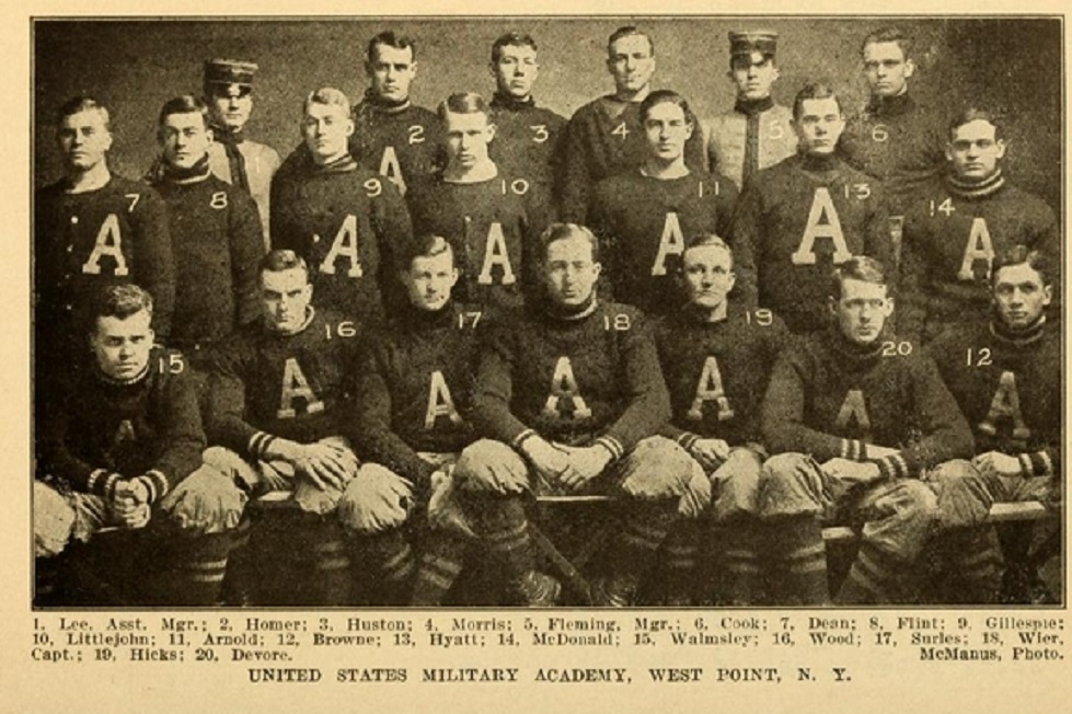 ArmyFB_1910_team_