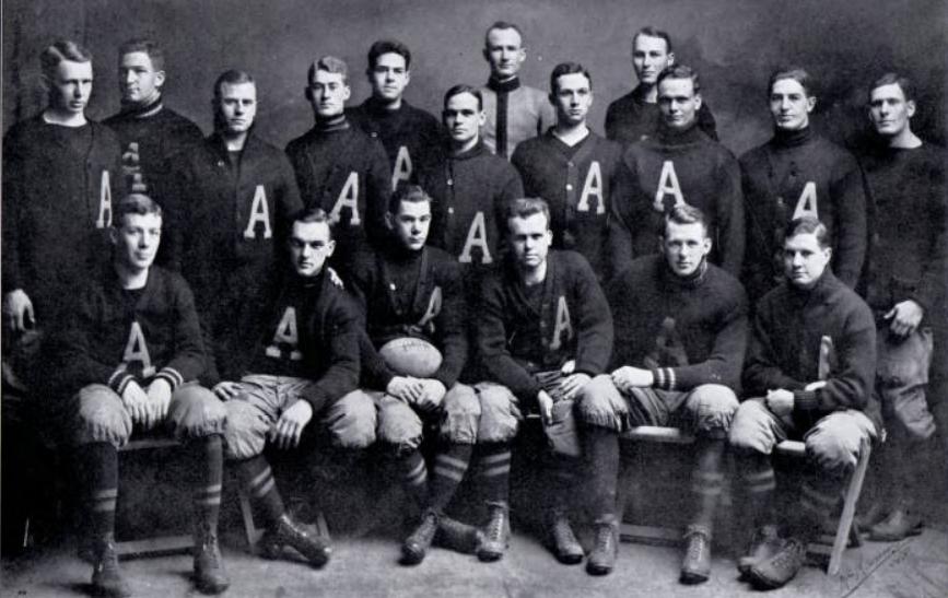 ArmyFB_1911_team