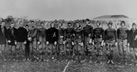 ArmyFB_1912_team-Eisenhower-2ndfromleft