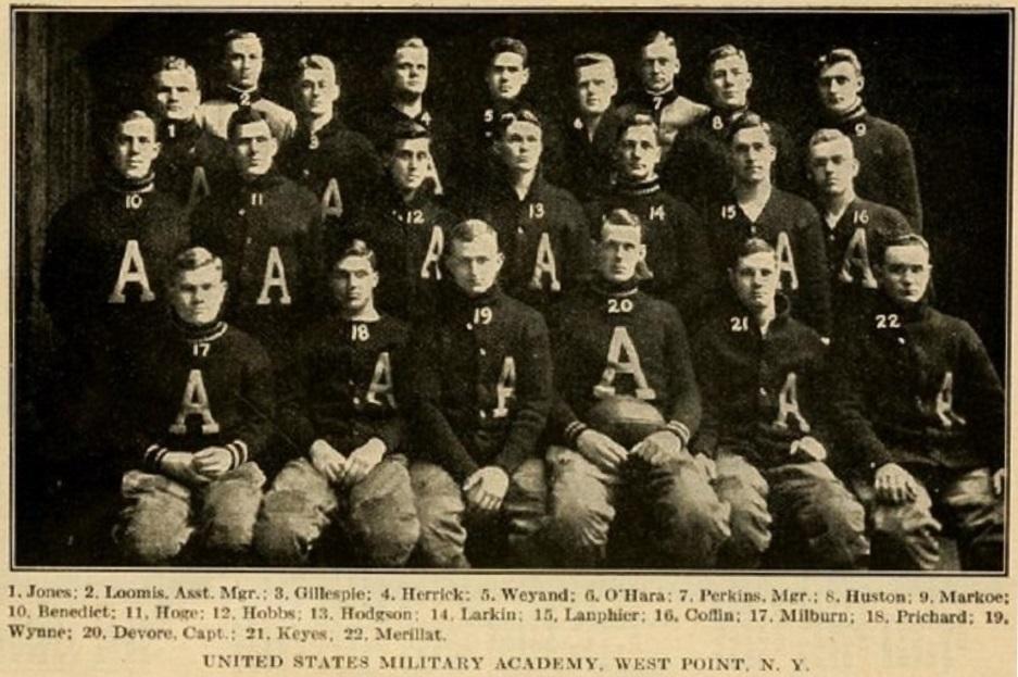 ArmyFB_1912_team_