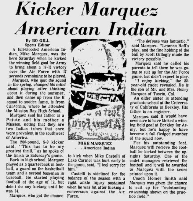ArmyFB_1974_MikeMarquez_EveningNews_Nov121974