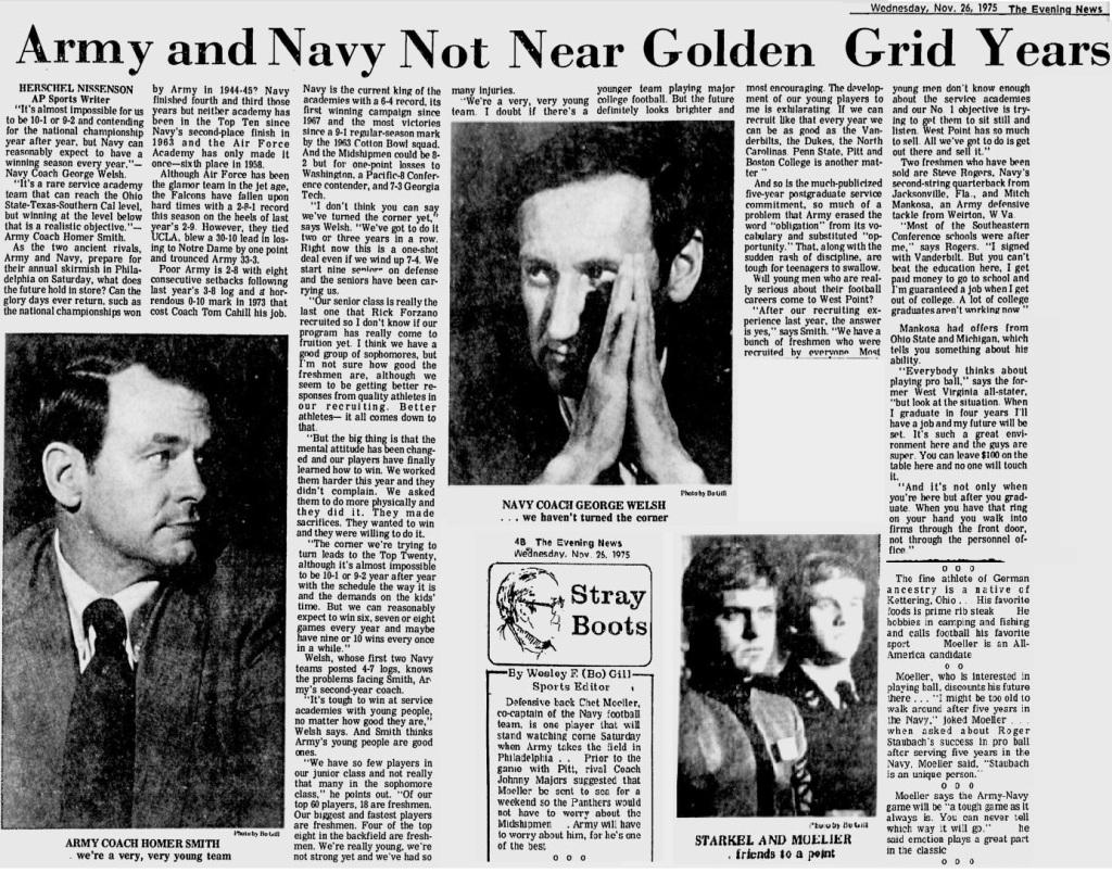 ArmyFB_1975_vsNavy-pre_EveningNews_Nov261975
