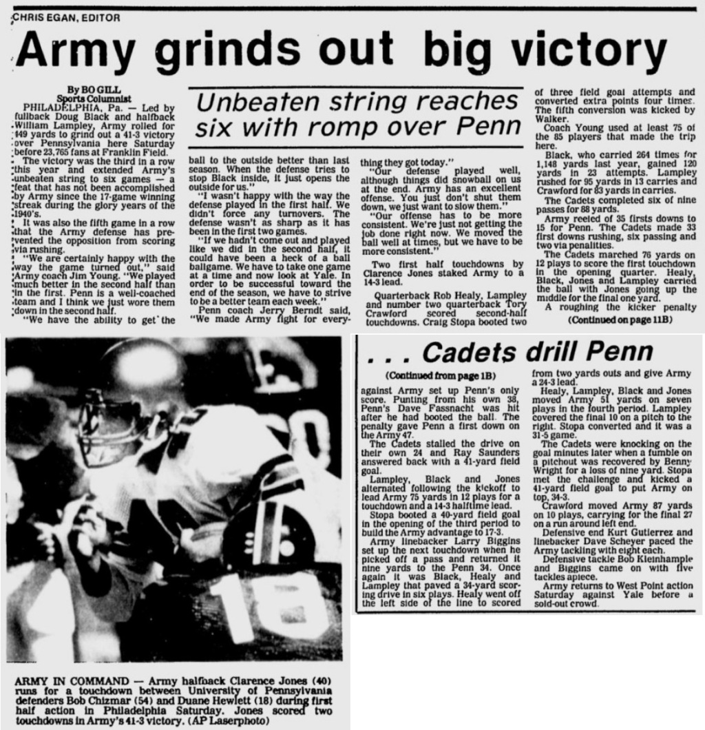 ArmyFB_1985_vsPenn_EveningNews_Sep291985