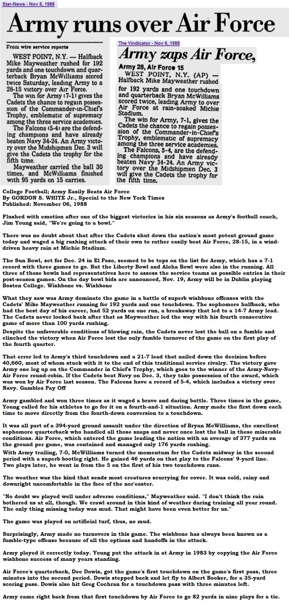 ArmyFB_1988_vsAF_various_Nov61988