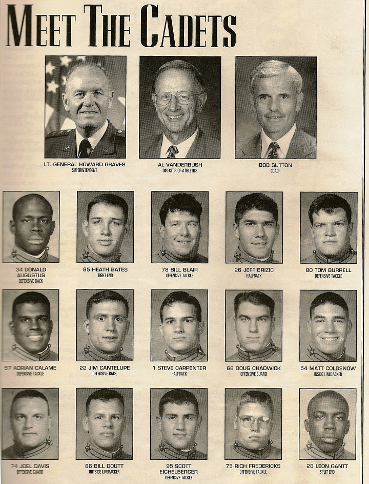 ArmyFB_1995_team_vsBC_program1