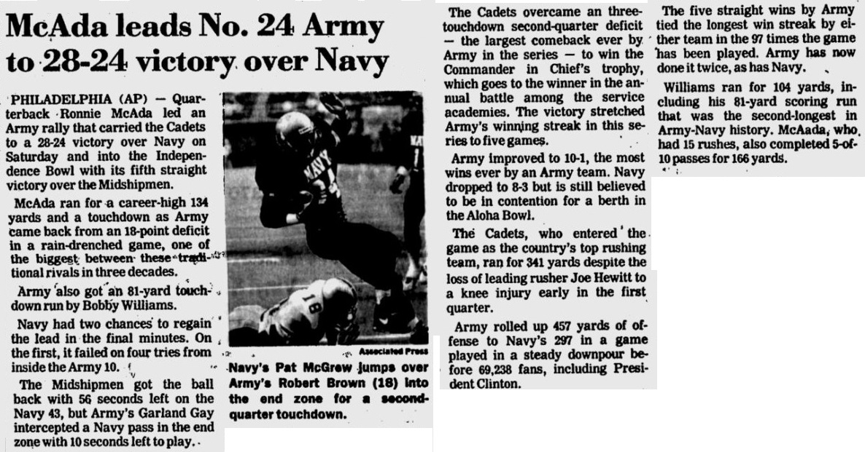 ArmyFB_1996_vsNavy_VictoriaAdvocate_Dec71996