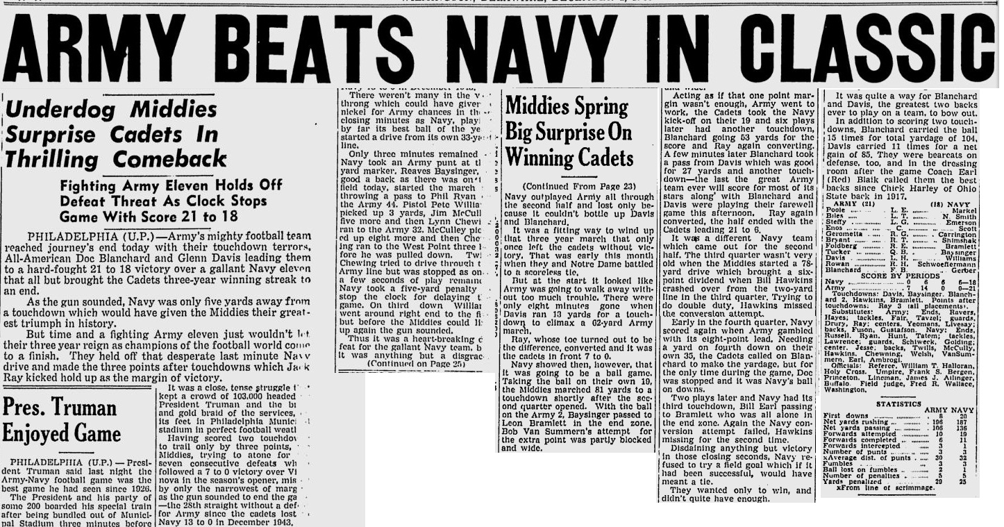 armyfb_1946_vsnavy_sundaymorningstar-wilmington_dec11946