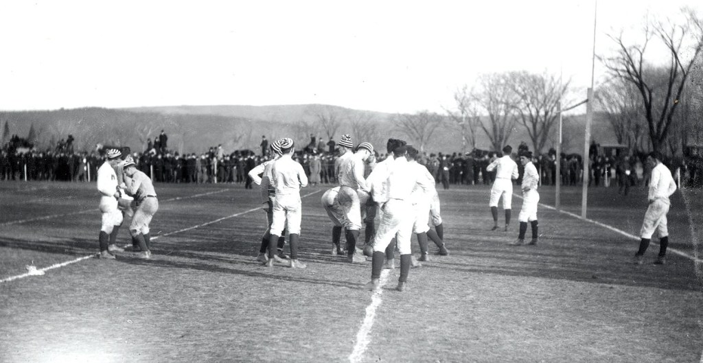 Navy 24, Army 0 Nov. 29, 1890 - West Point, N.Y.