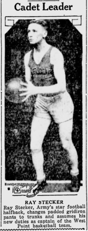 ArmyBB_1931_RayStecker_PainesvilleTelegraph_Dec261931