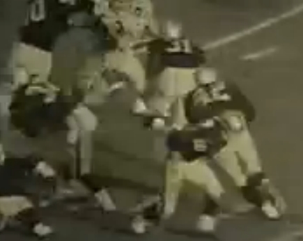 ArmyFB_1963_Stichweh-Navyfilm_handoff toWaldrop-run-4Q-2