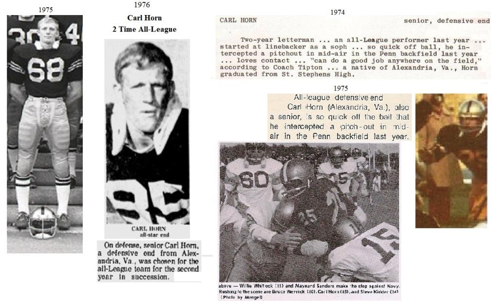 CarlHorn_1976_ArmyLFB-1975_2-Time-All-League