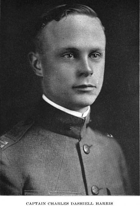 Charles Dashiell Harris