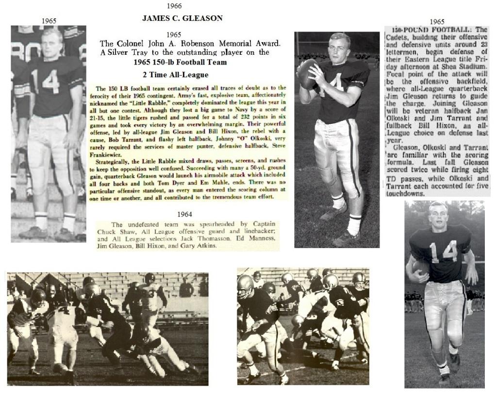 JamesGleason_1966_ArmyLFB-1965_RobensonMVP65