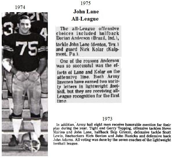John Lane_1975_ArmyLFB-1974_All-League74
