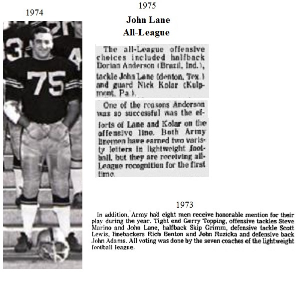 John Lane_1975_ArmyLFB-1974_All-League74