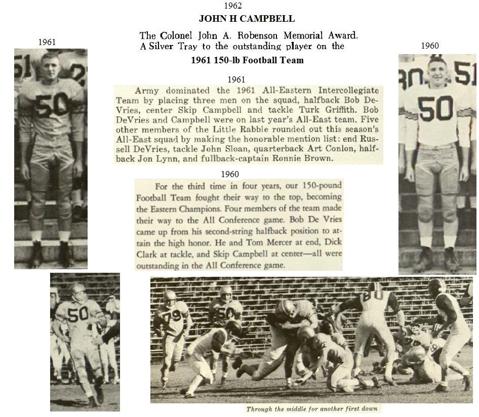 JohnCampbell_1962_ArmyLFB-1961_RobensonMVP61