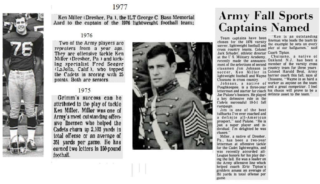 KenMiller_1977_ArmyLFB-1976_Captain76_CoC-FirstCaptain