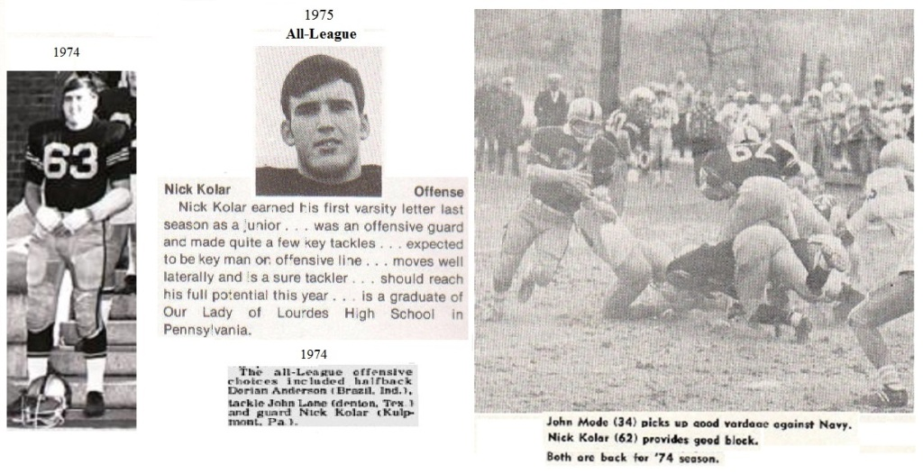 NickKolar_1975_ArmyLFB-1974_All-League74