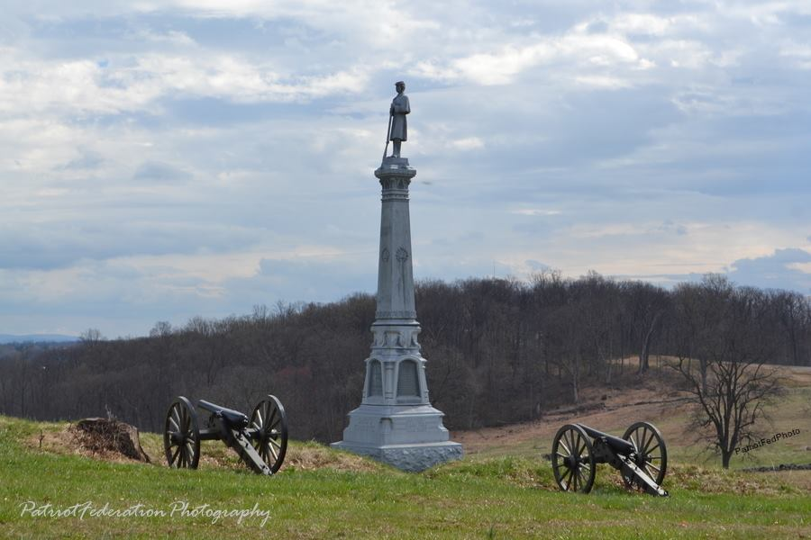 4th-ohio-infantry-monument-east-cemetery-hill-gettysburg