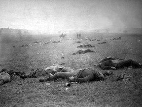 Civil war dead
