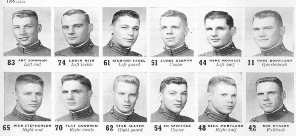 ArmyTeam 1956